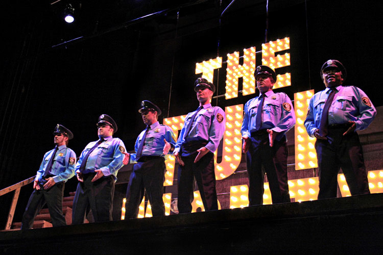 Theatre Cedar Rapids, The Full Monty