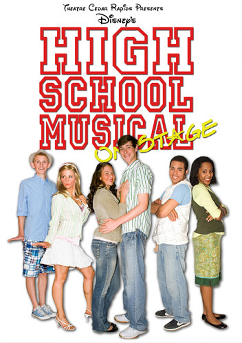 Theatre Cedar Rapids High School Musical