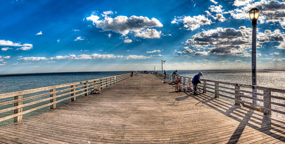 Seth Walters Panorama HDR New York Coney Island