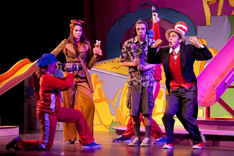 Kennedy High School, Seussical