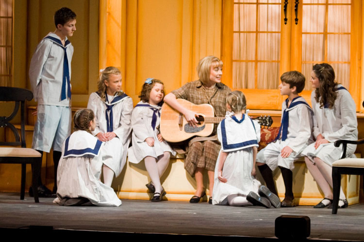 Theatre Cedar Rapids, The Sound of Music