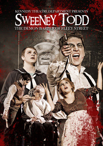 Kennedy High School Sweeney Todd