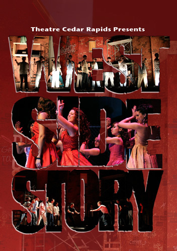 Theatre Cedar Rapids West Side Story